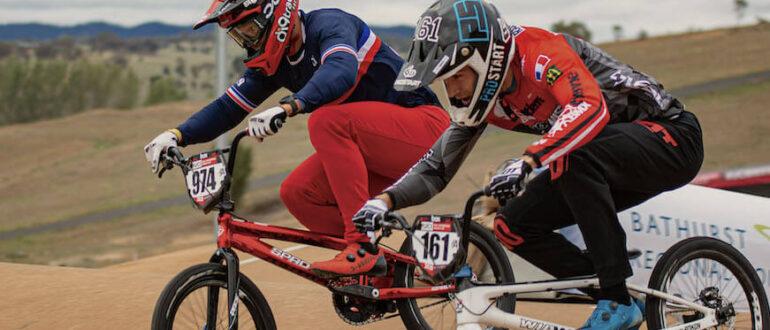Riding BMX behind the cult sport